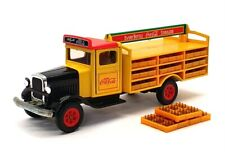 Siku 1/55 Scale Diecast 2860 - White Old Timer Delivery Truck - Coca-Cola