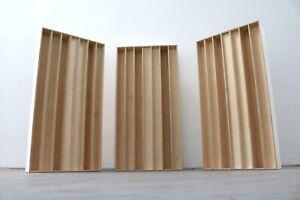 1x Diffusor QRD 7 Natur 100cm x 50cm x 12cm Akustikelement mit Top Qualität