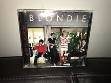 Blondie Greatest Hits CD and DVD