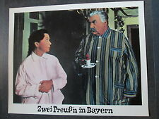 ZWEI PREUßN IN BAYERN - Aushangfoto #2 - Hans Albin - Renate Ewert, Beppo Brem