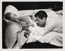 BRIGITTE BARDOT Vie privée MARCELLO MASTROIANNI Lit Louis MALLE Photo 1962