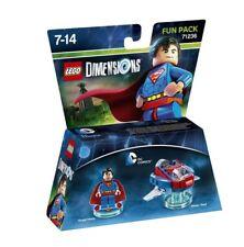 Lego Dimensions 71236 Superman Hover Pod avion DC Comics Personnage Fun Pack