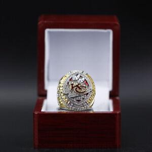 2019 Super Bowl Kansas City Chiefs Championship Ring Chiefs Mahomes Ring Set