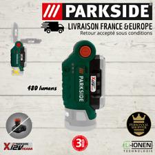 PARKSIDE lampe LED de travail sans fil 12V »PLLA 12 C3«