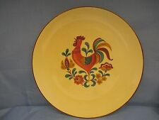 TAYLOR SMITH & TAYLOR TST CHINA Chop Charger  REVEILLE ROOSTER EXC