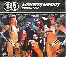 MONSTER MAGNET Powertrip 4TRX w/ UNRELEASED TRK UK CD Single SEALED USA Seller