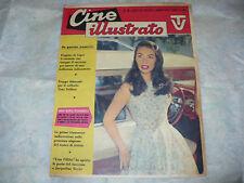 CINE ILLUSTRATO TV 21/1960 PIERANGELI DI CAPRI DALLARA