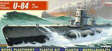 Mirage - U-Boot U-84 83 86 Typ VIIB VII B Modell-Bausatz 1:400 NEU OVP Tipp kit