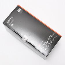 Sony FE 100-400mm F/4.5-5.6 GM OSS Lens SEL100400GM Genuine