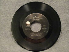 "45 RPM 7"" Record Aerosmith Angel & Girl Keeps Coming Apart 1987 Geffen 7-28249"