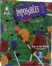 BEPUZZLED LOST IN THE WOODS - Complete - PUZZLE
