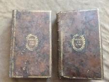 """Armes sur les plats """"SOCIETE DE 1789"""".HISTOIRE REGNE EMPEREUR CHARLES QUINT.1771"""