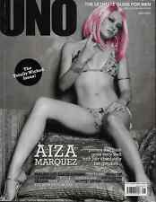 Uno Magazine Aiza Marquez. July 2007. Like FHM.