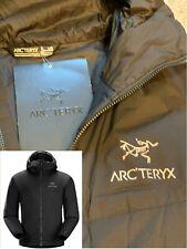 ARC'TERYX Atom LT Hoody Jacket Men's Large Black 24477 NEW WITH TAGS