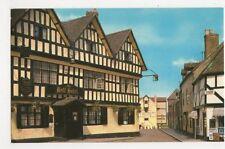 The Bell Hotel, Tewkesbury Old Postcard, B321
