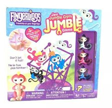 Fingerlings Jungle Gym Jumble Game New - 3 Monkeys & 1 Surprise WowWee