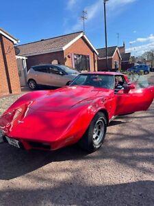 Chevrolet Corvette stingray 1977 5.7 V8 Runs, looks and drives well