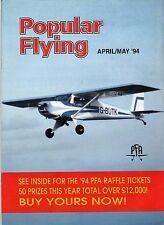 Popular Flying 1994 April-May Murphy Rebel