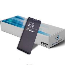 Batterie interne pour téléphone portable Nokia Lumia 530 1400mAh