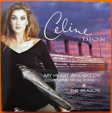 DION Céline CDS My Heart Will Go On - HOLLAND