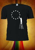 Banksy Europe Brexit Men Women Unisex T Shirt T-shirt Vest Baseball Hoodie 3185