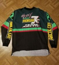 VTG Blair Morgan 7 Team Arctic Cat Snowcross Racing Shirt All Over Graphics XL