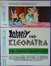ASTERIX 02 - ASTERIX UND KLEOPATRA (1. Auflage)  #30#