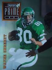 NFL 093 Wayne Chrebet WR Wide Receiver Play off Prime 1996