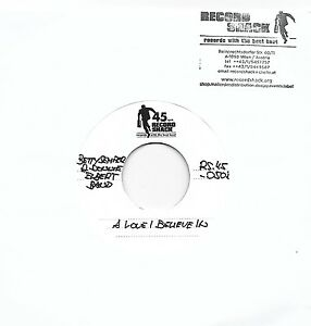 """Monster Northern - Betty Semper & Donnie Elbert Band -  A Love I Believe In 7"""""""