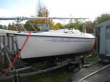 Segelboot Deltania 20