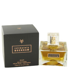 New David Beckham Intimately Beckham Men Eau De Toilette 75ml Genuine Perfume