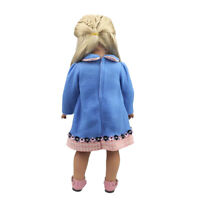 18-inch AG American Doll Doll Winter Dress for Kids Pretend Play Toys Xmas