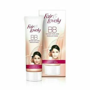 Fair & lovely bb instant glow foundation + fairness cream 9 gm FREE SHIPPING