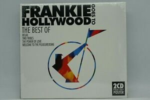 Frankie Goes To Hollywood - The Best Of   2CD Digipack Album c/w Foldout Poster