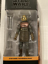 Star Wars The Black Series The Mandalorian The Armorer Figure