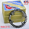 DECKAS 32/34/36/38 96S Narrow Wide MTB Bike Chainring SHIMANO M7/8/9000 Crankset