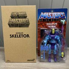 2019 Super 7 MOTU Ultimate SKELETOR Filmation 2.0 Masters of the Universe