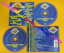 CD Compilation 37°Festivalbar 2000 Blu OASIS PIERO PELU'LIGABUE no lp mc (C3)