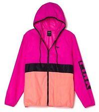 Nylon Windbreaker Coats, Jackets & Vests for Women