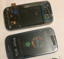 Samsung S3 I9300 Blue LCD Touch Digitizer Screen + Tournevis Précision