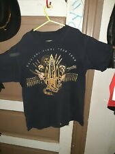 At The Gates-Suicidal Final Tour 2008 Vintage Shirt