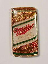Miller Beer Miller High Life Can Lapel Pin #2