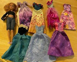 Vintage Skipper Doll & Clothing (Barbie's sister)