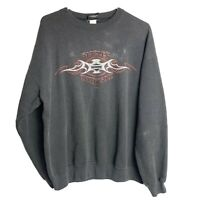 Vintage Harley Davidson Twin Cities Sweater Mens Size  L