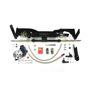Unisteer 1965 1966 Chevy Impala Rack & Pinion Kit 8010280-01 IN STOCK FAST SHIP