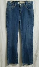 Levi's 215 Nouveau Boot cut. women's size 10 m. 30x30. medium wash.