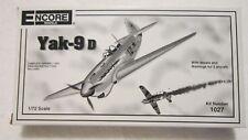 ENCORE MODELS YAK-9 D 1/72