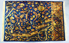 Indian Hand Knotted Wool Carpet 2'x3' Handmade Hahmda Floral Floor Area Rug NEW