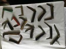 Lot de Couteaux anciens