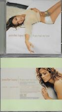 JENIFER LOPEZ If You Had My Love 4 versions  rare promo CD single with PicCover
